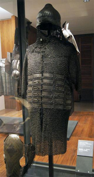 хауберк /музей Армии, г. Париж/