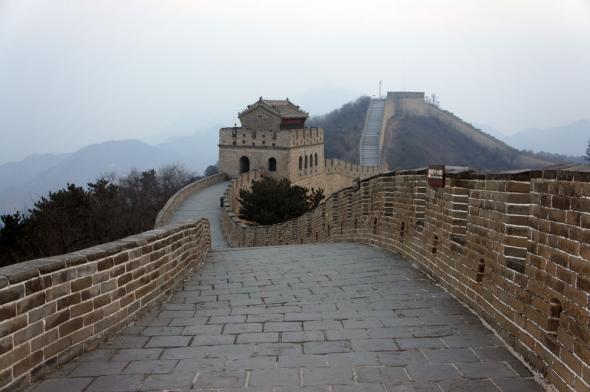 """""""Великая китайская стена"""", башня"""