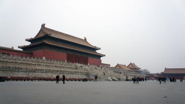 Внешний дворец - Баохэдянь