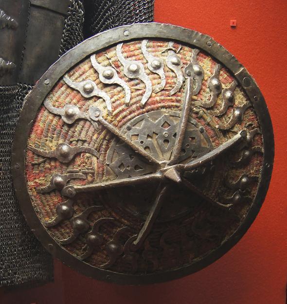 """Щит """"Калкан""""  (XVIIIв, Турция) музей """"Коломенское"""""""